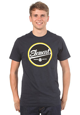 ELEMENT Hardball S/S T-Shirt total eclipse