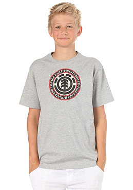 ELEMENT KIDS/ 20 Years S/S T-Shirt grey