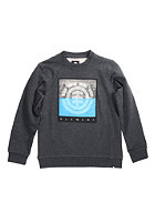 ELEMENT Kids Borough Crew Sweat charcoal heathe
