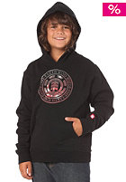 ELEMENT KIDS/ Boys Cloudy Hooded Sweat black