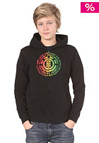 ELEMENT KIDS/ Boys Dispersion Hooded Zip Sweat black