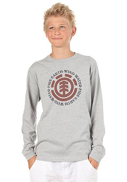 ELEMENT KIDS/ Boys Elemental L/S Sweat grey heather