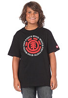 ELEMENT KIDS/ Boys Elemental S/S T-Shirt black