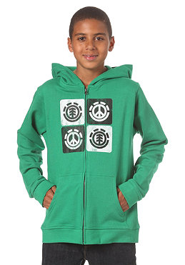 ELEMENT KIDS/ Boys Tranquility Hooded Zip Sweat celtic