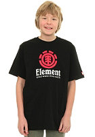 ELEMENT KIDS/ Boys Vertical S/S T-Shirt black