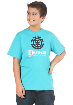 ELEMENT KIDS/ Boys Vertical S/S T-Shirt rio blue