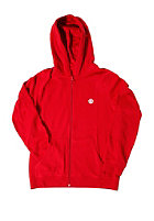 ELEMENT Kids Cornell Hooded Zip Sweat element red