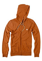 ELEMENT Kids Cornell Hooded Zip Sweat rust
