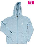 Kids Cornell Hooded Zip Sweat sky blue