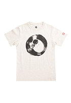 ELEMENT Kids Full Pipe S/S T-Shirt ivory heather
