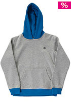 ELEMENT Kids Harlem Hooded Sweat grey heather