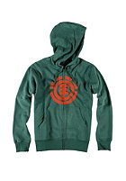 ELEMENT Kids Icon Hooded Zip Sweat ivy green