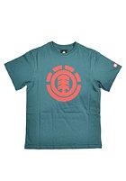 ELEMENT Kids Icon S/S T-Shirt deep sea