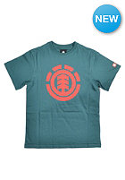 ELEMENT Kids Icon S/S T-Shirt deep sea