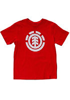 ELEMENT Kids Icon S/S T-Shirt element red