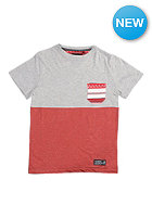ELEMENT Kids Lawton S/S T-Shirt grey heather