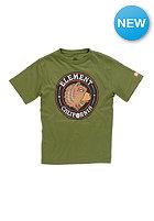 ELEMENT Kids Mascot S/S T-Shirt army