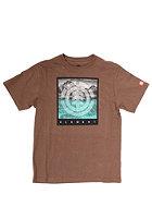 ELEMENT Kids Range S/S T-Shirt cocoa