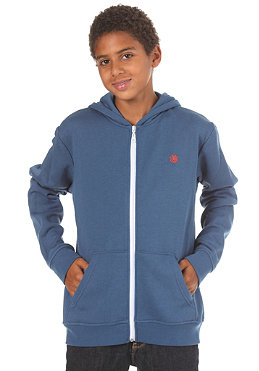 ELEMENT KIDS/ Smith V Hooded Zip blue shadow