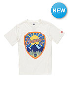 ELEMENT Kids Travel Patch S/S T-Shirt off white