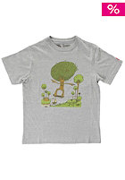 Kids Tree Five-0 S/S T-Shirt grey heather