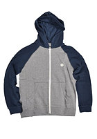 ELEMENT Kids Vermont Hooded Zip Sweat indigo