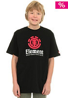 Kids Vertical S/S T-Shirt black