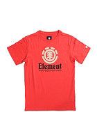 ELEMENT Kids Vertical S/S T-Shirt element red