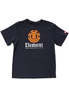 ELEMENT Kids Vertical S/S T-Shirt total eclipse