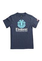 ELEMENT Kids Vertical S/S T-Shirt total eclipse