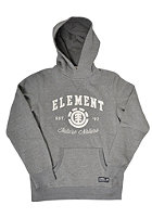 ELEMENT Kids Wallace Hooded Sweat grey heather