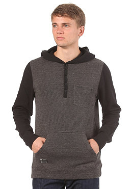 ELEMENT Knox Hooded Sweat black