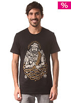 Mountain King S/S T-Shirt black
