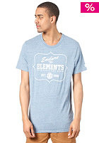 ELEMENT National Park F S/S T-Shirt blue heather
