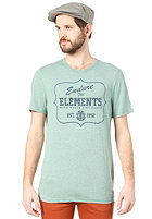 ELEMENT National Park F S/S T-Shirt green heather