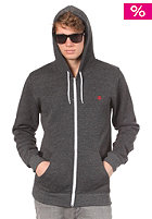 ELEMENT Nova VI Hooded Zip Sweat charcoal heather
