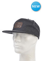 ELEMENT Pass Snapback Cap dark charcoal