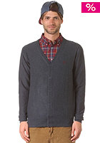 ELEMENT Pause Cardigan blue heather