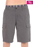 ELEMENT Plaiduroy Solid Shorts charcoal