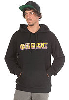 ELEMENT Player Hooded Sweat black