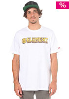 ELEMENT Player S/S T-Shirt white