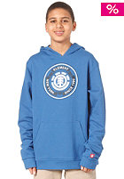 ELEMENT Port Hooded Sweat vintage blue