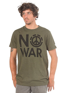 ELEMENT Project S/S T-Shirt army