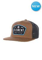 ELEMENT Protect Snapback Cap amber