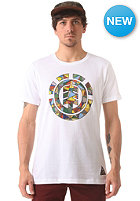 ELEMENT Push #2 S/S T-Shirt white