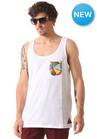ELEMENT Push Tank Top white