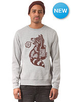 ELEMENT Racoon CR Sweat grey heather