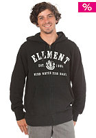 ELEMENT Saddle Up Hooded Zip Sweat black