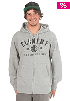 ELEMENT Saddle Up Hooded Zip Sweat grey