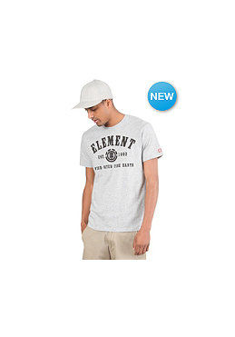 ELEMENT Saddle Up S/S T-Shirt grey heather